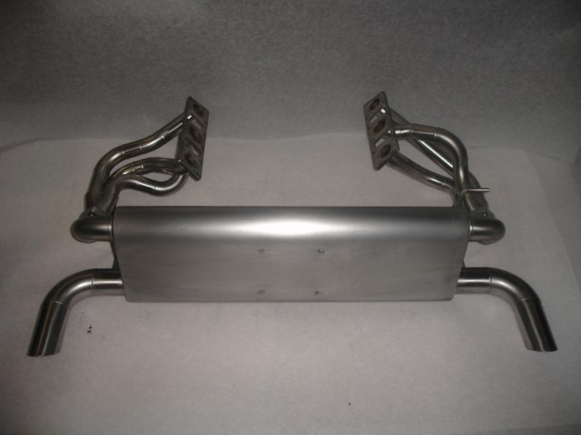 STAINLESS SPORT EXHAUST
