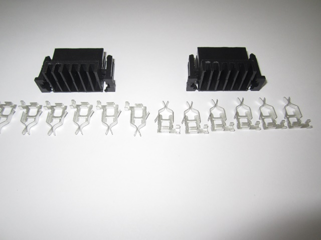 REAR TAIL LIGHT CONNECTOR SET