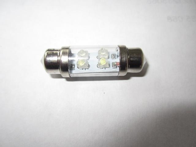 LED, ENG/ORIG DOME LIGHT